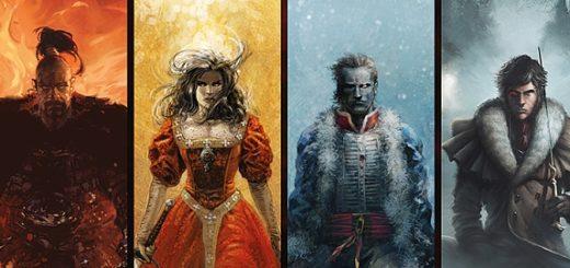 Czas na komiks - Wszystko o komiksach - Legion – Kroniki