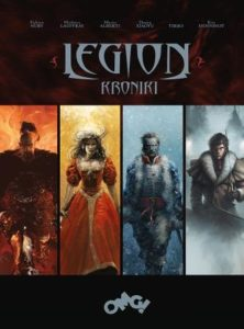 Recenzja komiksu Legion – Kroniki