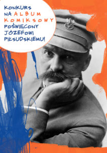 piłsudski konkurs na komiks