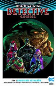 detective comics 1 - okładka