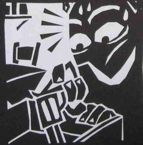 Favela w kadrze - kadr1