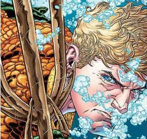Aquaman 1 - okładka