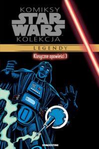 Kolekcja komiksów Star Wars - okładka 3 tomu