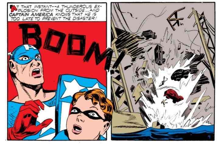 Marvel w roku 1941
