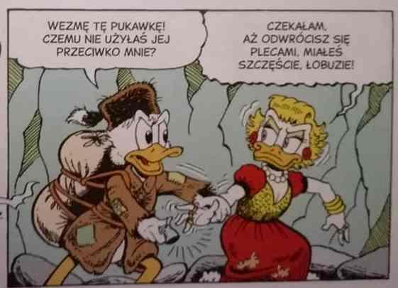 Życie i Czasy Sknerusa McKwacza