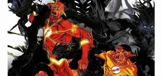 Flash 2 - Pęd Ciemności - okładka