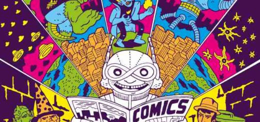 Rumia Comic Con - plakat