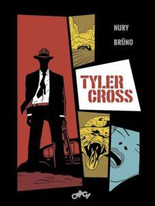 Tyler Cross - okładka komiksu
