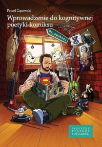 Wprowadzenie do kognitywnej poetyki komiksu okładka
