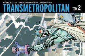 Transmentropolitan tom 2