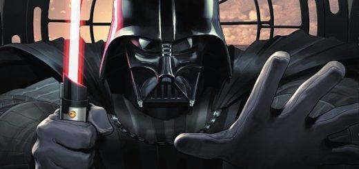 Darth Vader i dziewiąty zamachowiec - okładka