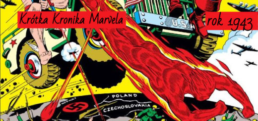 Krótka Kronika Marvela