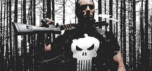 Punisher MAX 4 okładka