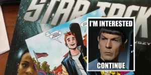 Star Trek Tom Pierwszy