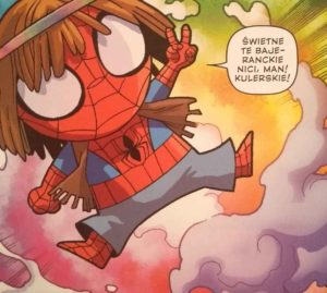 Amazing Spider-Man 3 Spiderversum kadr1