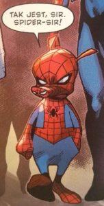 Amazing Spider-Man 3 Spiderversum kadr2