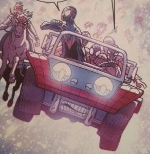 Amazing Spider-Man 3 Spiderversum kadr3