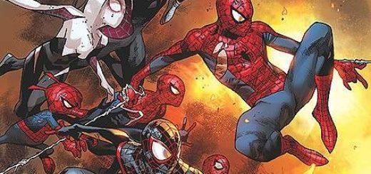 Amazing Spider-Man 3 Spiderversum okładka