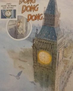 Gwiezdny Zamek Big Ben