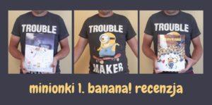 Minionki Banana