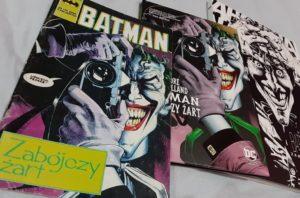 Batman Zabójcze Żarty