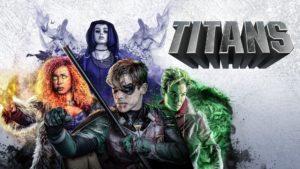 Titans - recenzja pierwszego sezonu o nastoletnich superbohaterach.