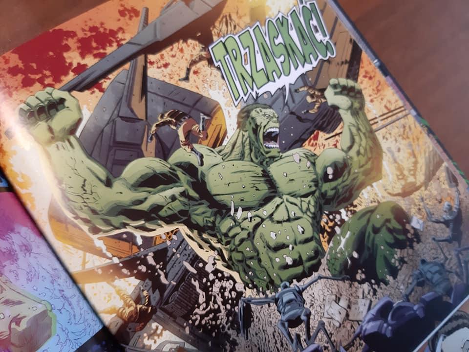 Hulk Koniec