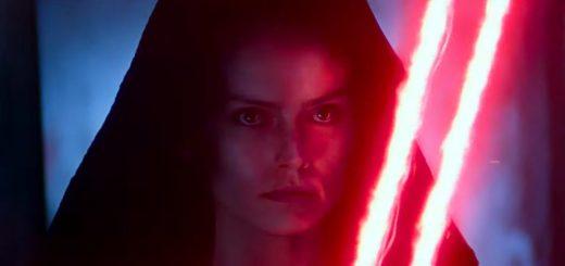 Gwiezdne Wojny: Skywalker. Odrodzenie Sith Rey