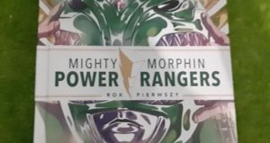 Mighty Morphin Power Rangers Rok Pierwszy