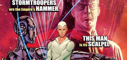 Agent Imperium ang okładka