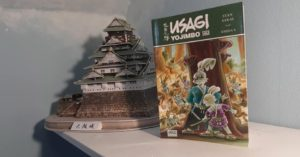 Usagi Yojimbo Saga tom 4