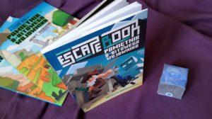 Escape Book Pamiętnik 8-Bitowego Wojownika - recenzja