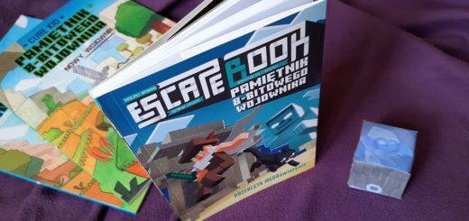 Escape Book Pamiętnik 8-Bitowego Wojownika