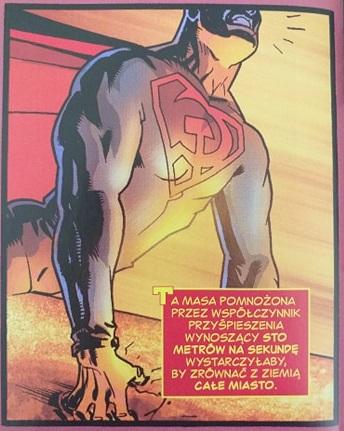 Superman. Czerwony Syn kadr 1