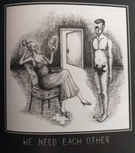 Human Book plansza 3