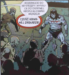 Conan barbarzyńca kadr 2