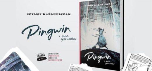 Pingwin i inne opowieści okładka