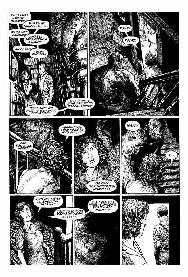 Barry Windsor-Smith Monsters plansza 3