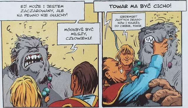 Trolle z Troy kadr 2
