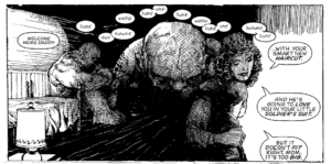 Monsters - Barry Windsor-Smith opublikuje swoje opus magnum