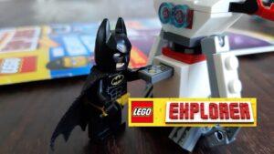 Lego Explorer - premiera nowego czasopisma dla dzieci (w każdym wieku)