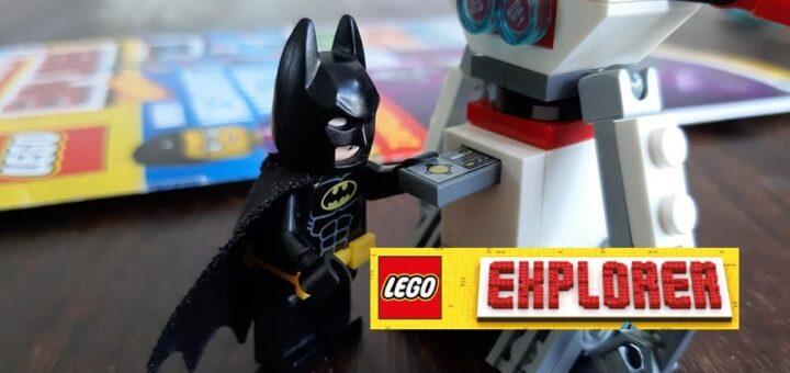 Lego Explorer