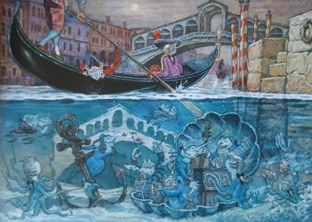 Myszart w Wenecji