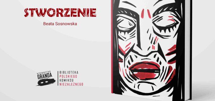 Stworzenie Beata Sosnowska okładka