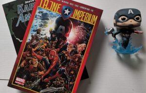 Tajne Imperium Nicka Spencera - najlepszy event Marvela ostatnich lat?