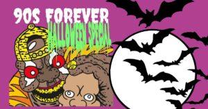 Familijna z mięsem, czyli 90s FOREVER Halloween Special