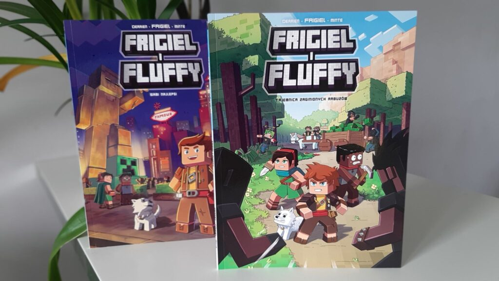 Frigiel i Fluffy