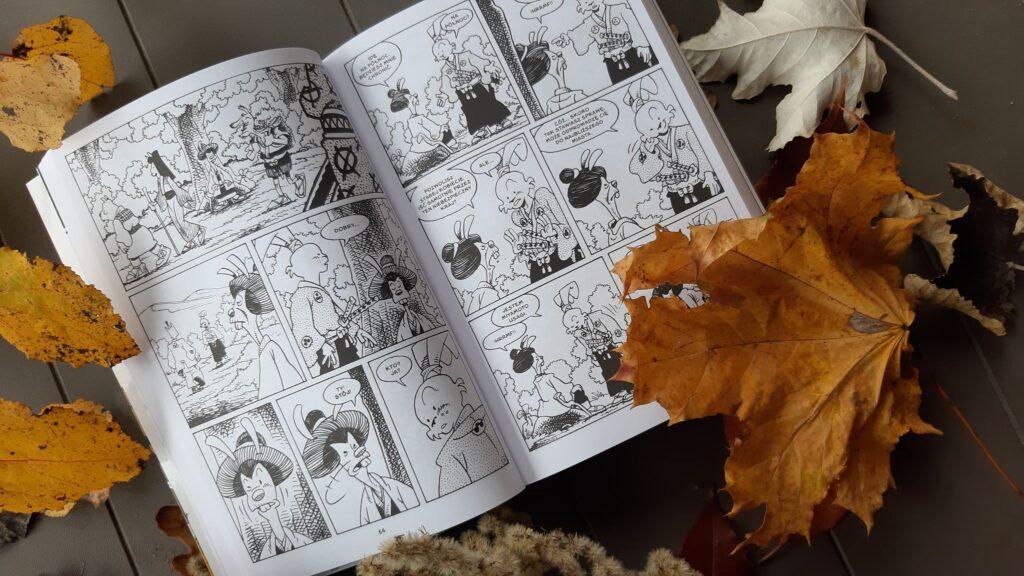 Usagi Yojimbo Saga. Tom 5