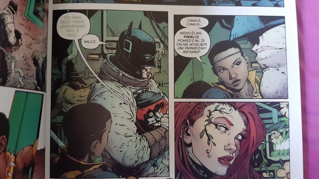 Batman. Ostatni rycerz na Ziemi