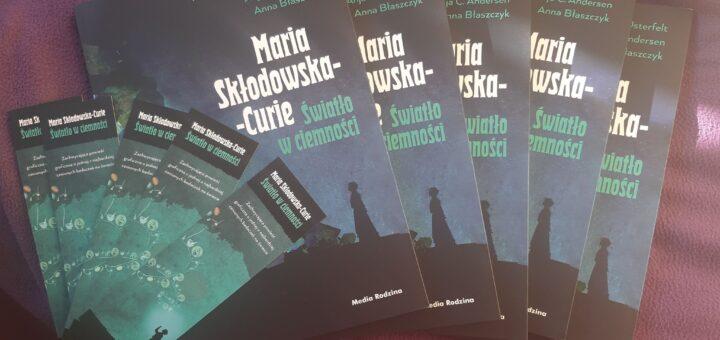 Maria Skłokowska-Curie - konkurs